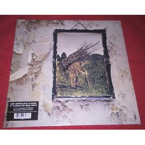 Lp Vinil Led Zeppelin Iv Importado