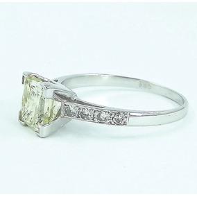 Anel Solitário Diamante Lapidação Amsterdam De 1,30 Ct Ouro - Anéis ... 02d3ef2aed