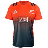 Camiseta adidas All Blacks Rugby Entrenamiento 2018