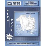 A604 Manual De Reparación Transmisión Automática A604/ 41te