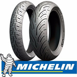 Llanta Michelin Pilot Road 4 Para Moto