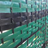 Cubre Cerco-cinta Para Cubrir Alambrados, Precio Por 10 M2