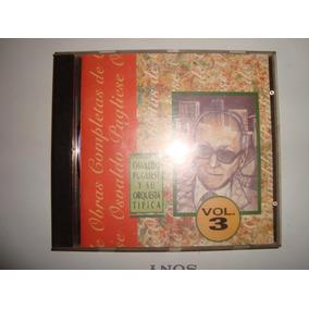 Obras Completas De Osvaldo Pugliese-tango Audio Cd-caballito