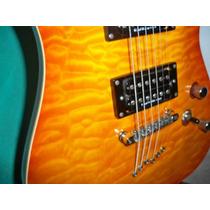 Guitarra Electrica Washburn X50 Color Naranja