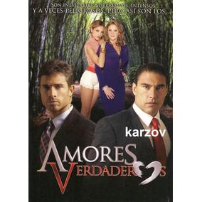 Amores Verdaderos Telenovela Mexicana En Dvd
