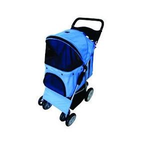 Carrinho Pet Para Cães Q518-sp02 Azul - Batiki