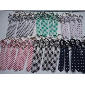 Lembrancinhas Dia Dos Pais-mini Gravatas C Chaveiro