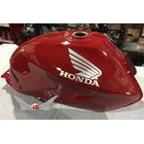 Tanque De Nafta Original Honda Cg 150 Esd Titan Rojo A R
