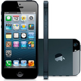 Iphone 5 16gb Preto Apple 3g 8mp Wifi Nacional Anatel