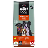 Alimento Three Dogs Premium Adulto Senior 8k + Pate Primocao