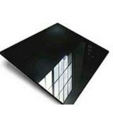Porcelanato Negro Súper Brillo 60x60