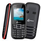 Celular Lenoxx Cx-903 Dual Chip Radio Fm Bluetooh-preto