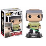Funko Pop! Luke Skywalker Star Wars Muñecos De Colección
