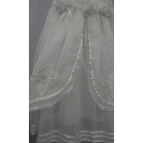 Vestido Infantil Daminha Ou Comunhão