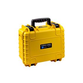 B&w Estuche Para Exterior Type3000/y/rpd 36x29x17cm-amarillo