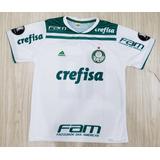Camisa Palmeiras Branca 2018