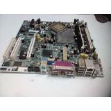 Placa Madre Hp Compaq Core2dúo - Lga775