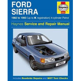 Manual De Taller Ford Sierra 1982 - 1993