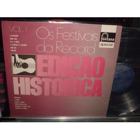 Os Festivais Da Record - Vol 1 - Novíssimo