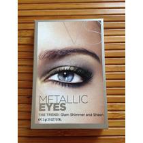 Vitória S Secret Metallic Eyes- Kit Sombras - Novo