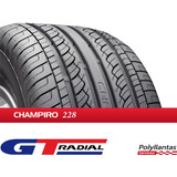 Llanta 185/60r14 Gt Radial Champiro 228, Precio Contado