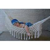 Rede Para Fotos Newborn, Rede Croche Em Barbante,