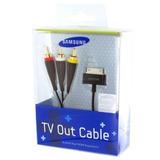 Samsung Salida De Tv Por Cable Para Galaxy Tab Gt-p1000