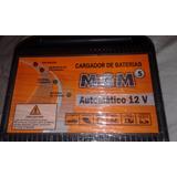 Cargador Bateria 12v Automatico Flote. Autos Motos Lanchas