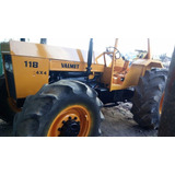 Trator Valmet 118 4x4 Ano 1984