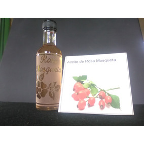 Rosa Mosqueta- Aceite Puro Natural - 50 Ml Envase Cristal