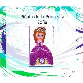Piñata De La Princesita Sofia