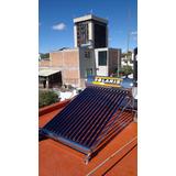 Calentador Solar Solaris 15 Tubos