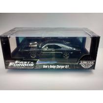 Dodge Charger R/t Chrome Rapidos Y Furiosos 1:24 Jada Toys