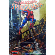 Spiderman Para Armar Polar Lights
