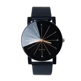 Relógio De Pulso Feminino Quartz Caixa Aço Inox E Pulseira