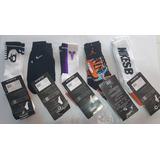 Paq. 3 Calcetas Nike Under Adida Jordan Lebron Envío Gratis