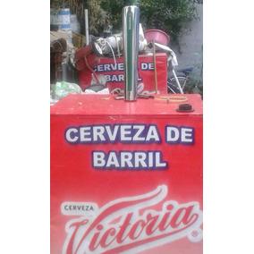 Dispenzador De Cerveza De Barril Con Imagen De Heineken