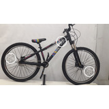 Bicicleta Raleigh Dirty Jump R26 Saltos Suspension