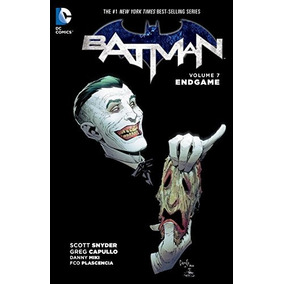Batman Vol. 7: Endgame (the New 52) Scott Snyder