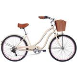 Bicicleta Gama Cruiser Woman Sand - Tam: 16