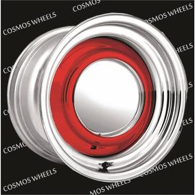 Par 2 Roda Cosmos 15x8 Smoothie 5x139 F100 F1000 Galaxie Hot