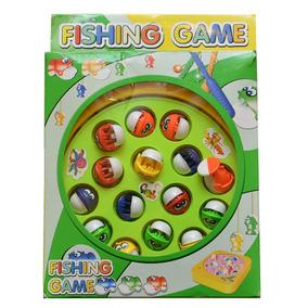 Jogo Pega Peixe Pesca Maluca Pescaria Brinquedo Criança
