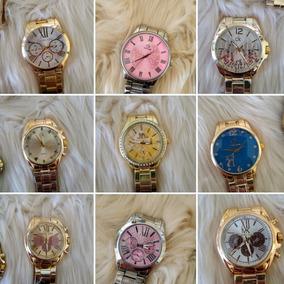 daee3880900 Lote Relogios Femininos Feminino - Relógios De Pulso no Mercado ...