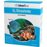 Alcon Labcon Teste O2 - Oxigênio Dissolvido (100 Testes)
