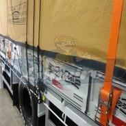 Lona Encerado Premium Algodão 6x5 Ripstop Caqui Toco Truck