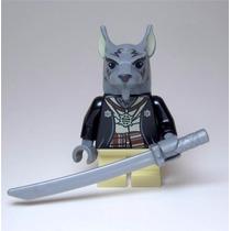 Lego Original Tartarugas Ninja - Mestre Splinter Frete R$ 7