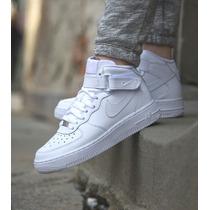Nike Force One Blancos.