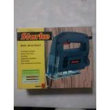 Caladora Portatil Starke 55mm+4 Hojas De Sierra