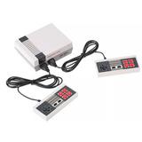 Mini Consola Tipo Nes 500 Juegos Clasicos Y 2 Controles