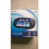 Sony Playstation Vita + Memoria De 4 Gb + 2 Juegos